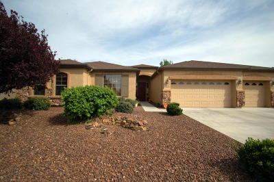Chino Valley Single Family Home For Sale: 1535 Bainbridge Lane