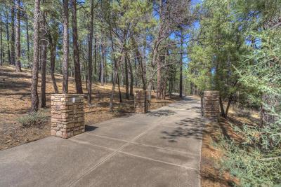 Prescott AZ Single Family Home For Sale: $1,359,899
