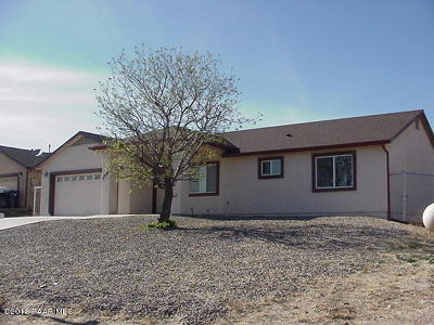 Dewey-humboldt Single Family Home For Sale: 12890 E Mirage Road
