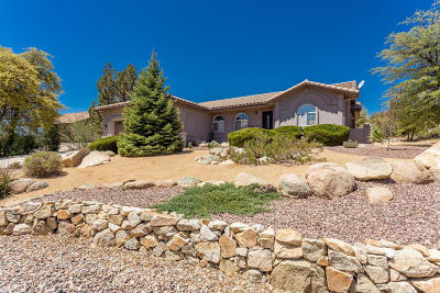 Prescott Single Family Home For Sale: 1956 Forest View