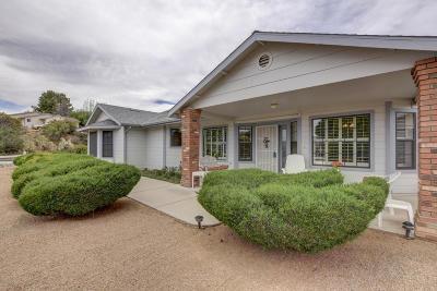 Dewey-Humboldt Single Family Home Pending - Take Backup: 750 Zuni Trail