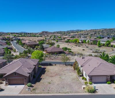 Prescott Lakes Residential Lots & Land For Sale: 1234 Pebble Springs