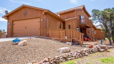 Prescott Single Family Home For Sale: 13912 Grey Bears Trail