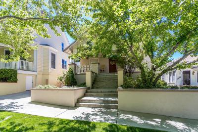 Prescott Single Family Home For Sale: 114 S Pleasant Street