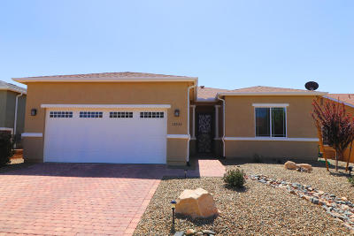 Dewey-Humboldt Single Family Home For Sale: 13033 E Vega Street