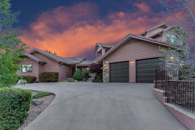 Prescott Single Family Home For Sale: 1667 Conifer Ridge Lane