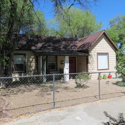 Prescott Single Family Home For Sale: 120 S Virginia Street