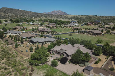 Prescott AZ Single Family Home For Sale: $849,000