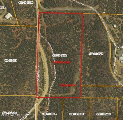 Dewey-humboldt Residential Lots & Land For Sale: 3205 Rancho Place