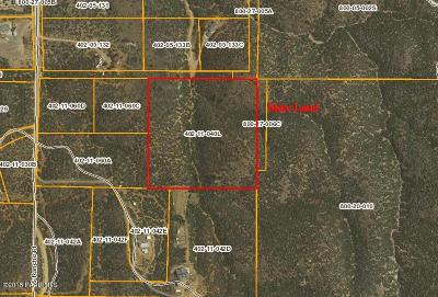 Dewey-humboldt Residential Lots & Land For Sale: 3165 Rancho Place