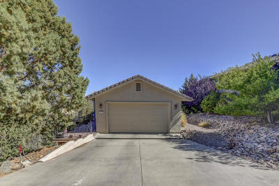 Prescott AZ Single Family Home For Sale: $469,900