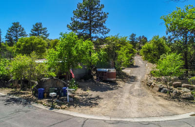 Yavapai County Multi Family Home For Sale: 999 Pike Place