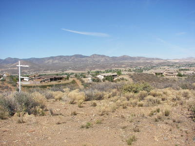 Dewey-humboldt Residential Lots & Land For Sale: Off White Drive