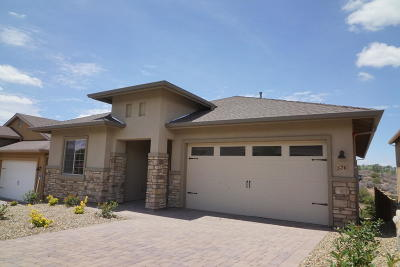 Chino Valley, Dewey-humboldt, Prescott, Prescott Valley Single Family Home For Sale: 328 Breezy Road