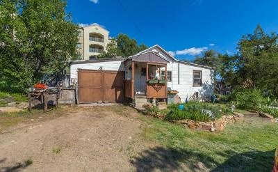 Prescott AZ Single Family Home For Sale: $180,000