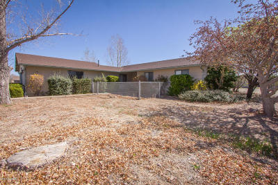 Yavapai County Multi Family Home For Sale: 2841 N Superstition Lane