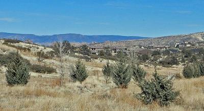Prescott, Prescott Valley, Chino Valley, Dewey-humboldt Residential Lots & Land For Sale: 127 E Delano Avenue