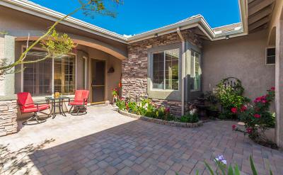 Prescott AZ Single Family Home For Sale: $479,500
