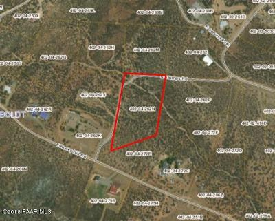 Dewey-humboldt Residential Lots & Land For Sale: Off S Stumps Road