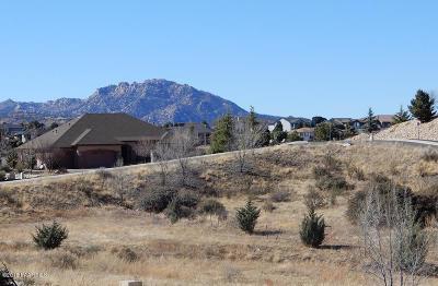 Prescott, Prescott Valley, Chino Valley, Dewey-humboldt Residential Lots & Land For Sale: 129 E Delano Avenue