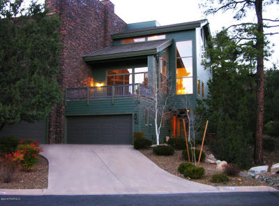 Prescott AZ Condo/Townhouse For Sale: $499,999