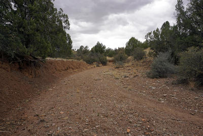 Williamson Valley Estates, Williamson Valley Heights, Williamson Valley Ranch Residential Lots & Land For Sale: Cowboy Springs Trail