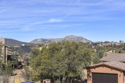 Prescott Single Family Home For Sale: 1858 Enchanted Canyon Way