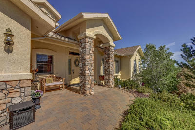 Prescott Valley AZ Single Family Home For Sale: $425,000