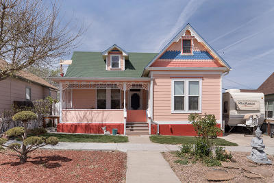 Prescott Single Family Home For Sale: 236 N Pleasant Street