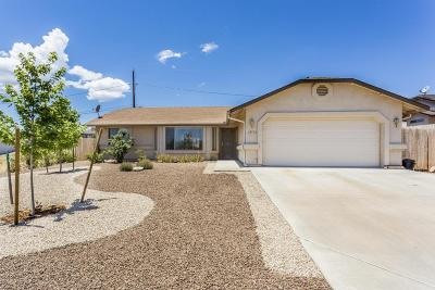 Prescott, Dewey-humboldt, Prescott Valley, Chino Valley Single Family Home For Sale: 4824 N Columbine Drive
