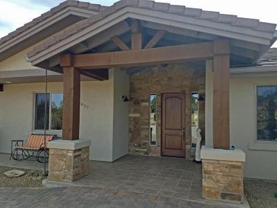 Prescott Single Family Home For Sale: 131 E Delano Avenue