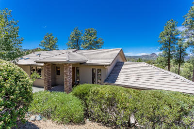 Prescott Single Family Home For Sale: 1320 E Valley View Road