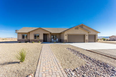 Prescott Valley Single Family Home For Sale: 11405 E Indigo Road