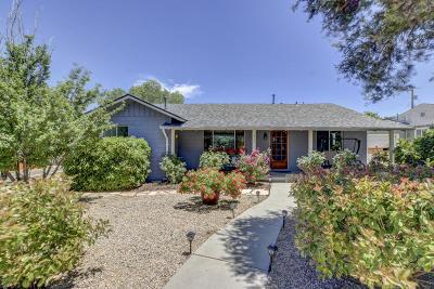 Prescott Single Family Home For Sale: 303 Robinson Drive