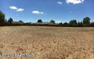 Prescott Valley Residential Lots & Land For Sale: 13317 Goldmine Way