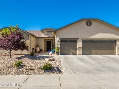Prescott Valley Single Family Home For Sale: 6368 E Jaden Lane
