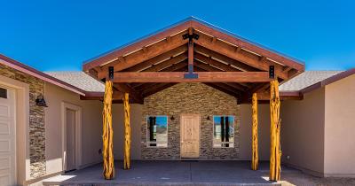 Prescott Single Family Home For Sale: 4675 W Trevor Trail