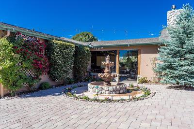 Prescott AZ Single Family Home For Sale: $985,000
