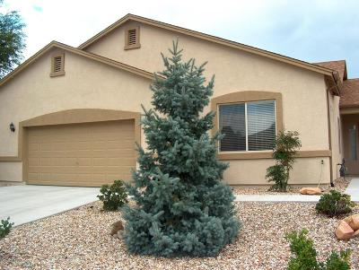 Prescott Valley Single Family Home For Sale: 3859 N Fairfax Road