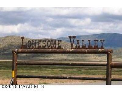 Prescott Valley Residential Lots & Land For Sale: N Grass Valley Lane