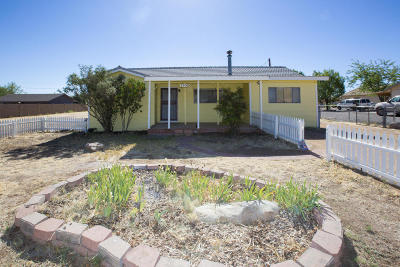Prescott Valley Single Family Home For Sale: 3301 N Mountain View Drive