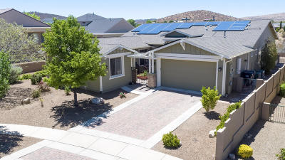 Prescott Valley AZ Single Family Home For Sale: $519,000