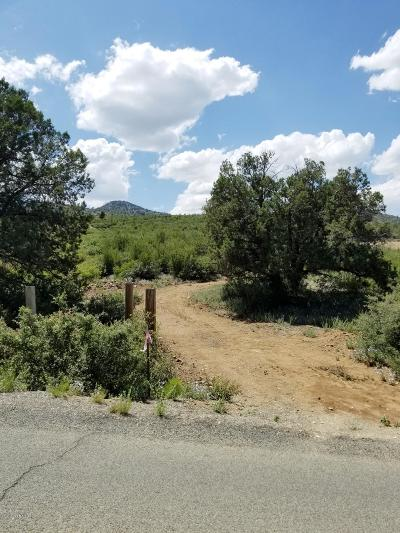 Dewey-humboldt Residential Lots & Land For Sale: 1930 S Piute Road