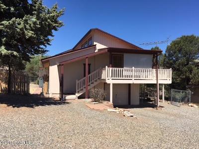 Prescott Single Family Home For Sale: 4626 E Julie Drive