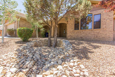 Estancia De Prescott Single Family Home For Sale: 145 E Soaring Avenue