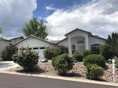 Prescott Single Family Home Pending - Take Backup: 1784 Boardwalk Avenue