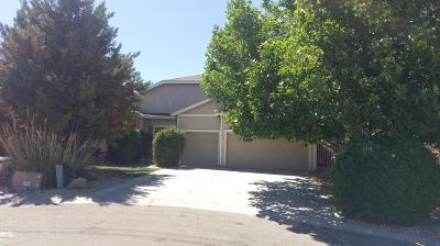 Prescott Valley Single Family Home For Sale: 7500 E Circle Wagons Way Way