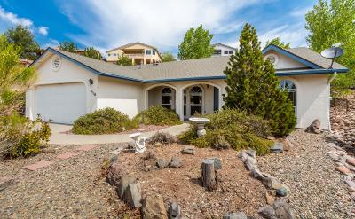 Prescott AZ Single Family Home For Sale: $285,000