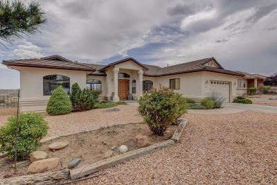 Dewey-humboldt Single Family Home For Sale: 10453 E Old Black Canyon Highway