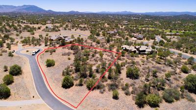 Prescott, Prescott Valley Residential Lots & Land For Sale: 14700 N Azuza Trail